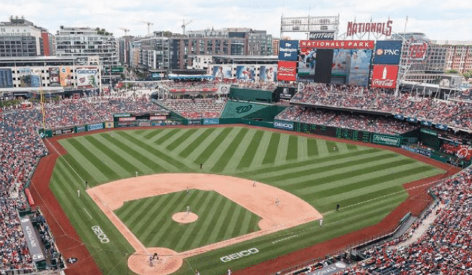 Nationals-Phillies Game Postponed Because Of COVID Outbreak Is Happening Today