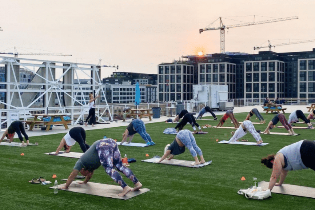 8 Outdoor Activities More Enjoyable Than The Gym To Try In DC