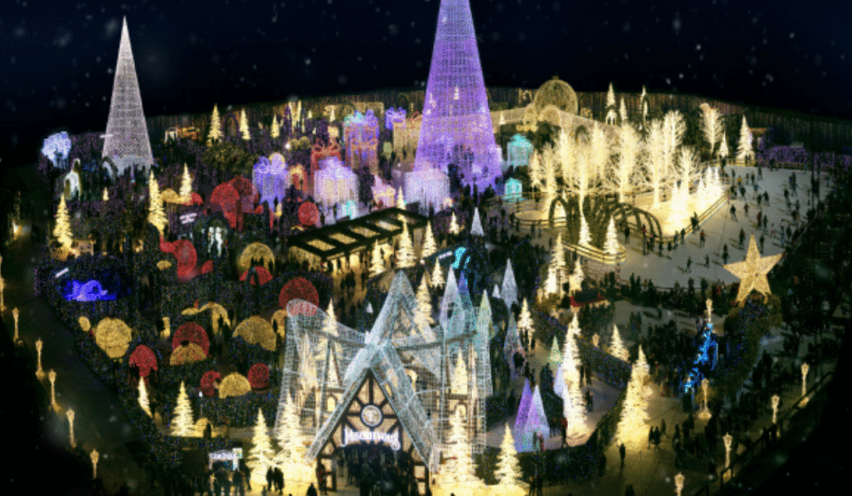 A Dazzling Christmas Village Is Coming Back To DC This November