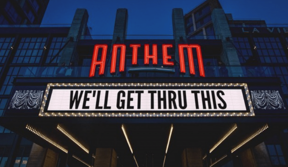 Entertainment Venues Will Require Vaccination Proof In DC & Maryland