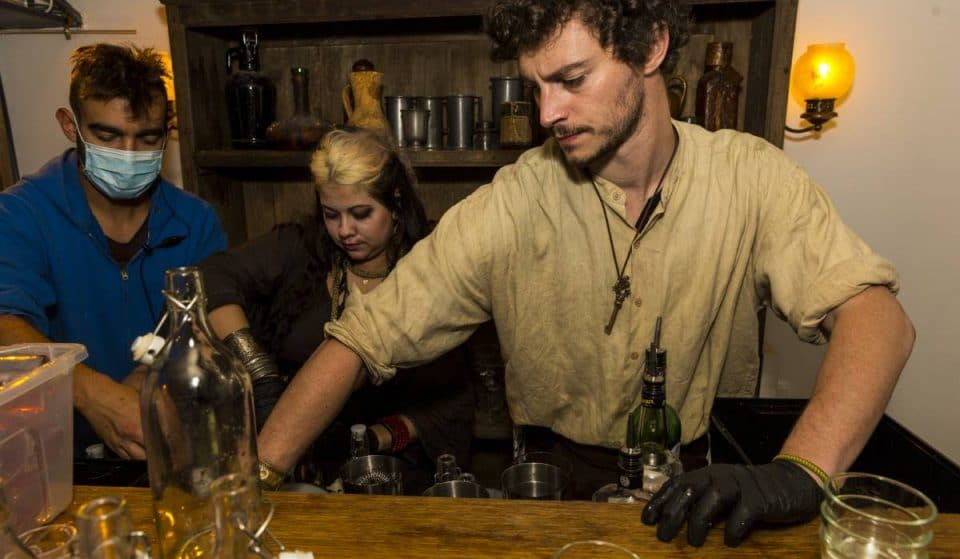 """Tickets For This """"Sleepy Hollow""""-Themed Cocktail Bar Opening In DC Are Now On Sale"""