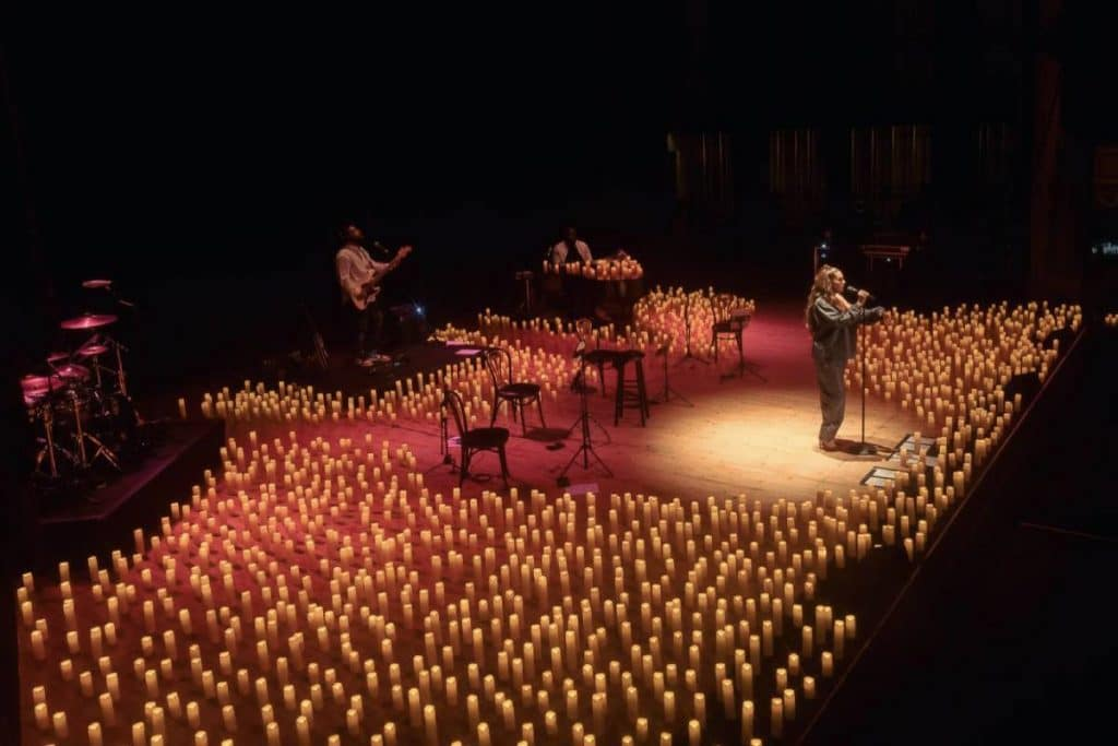 Rising Songstress Maeta To Perform At This Enchanting Concert by Candlelight In DC