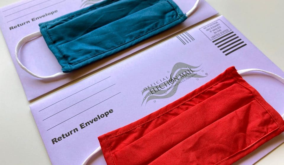 Where You Can Drop Off Your 2020 Elections Vote-By-Mail Ballot In Denver
