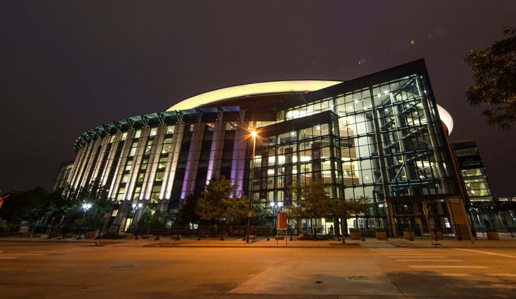 After Over 20 Years, Denver's Pepsi Center Is Being Renamed To Ball Arena
