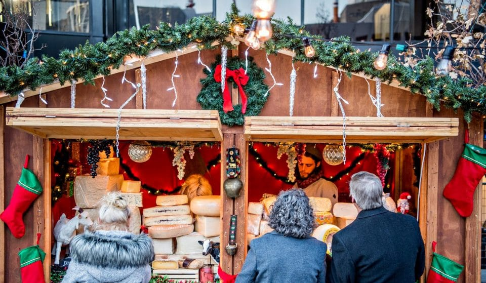 A German Holiday Market Is Returning To Denver With Mulled Wine And Bavarian-Style Beer • Christkindl Market