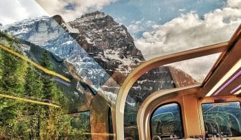 You Can Soon Take A Scenic Luxury Train Ride Through The Rockies From Denver To Utah