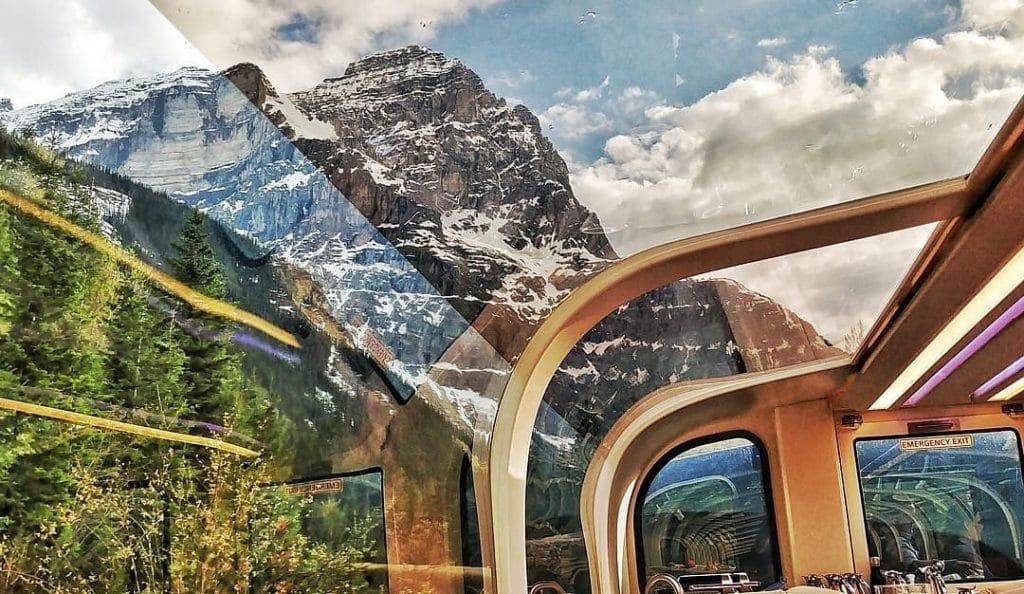 This Luxury Train Passes Through This Stunning Scenic Route From Denver To Utah Starting November