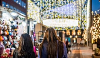 Cherry Creek North Is Celebrating The Season With An Outdoor Holiday Market & Light Walk