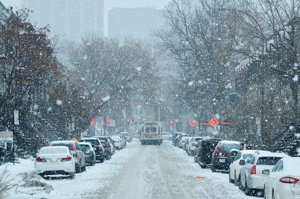 A Record-Breaking Snowstorm Is Headed to Denver Tomorrow