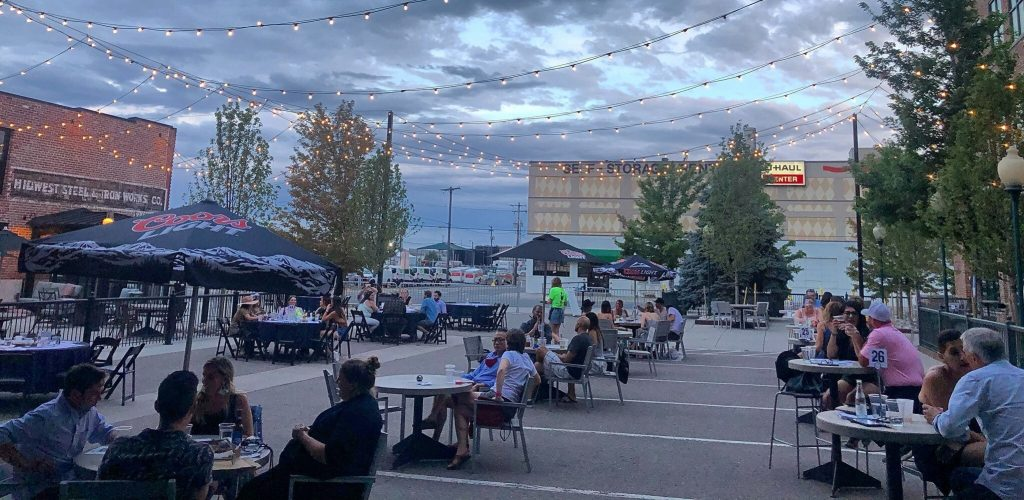 This Weekly Outdoor Concert Series Is Coming To The Mile High Station In Denver