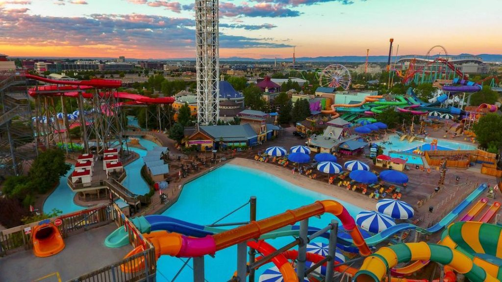 Elitch Gardens Theme & Water Parks Has Reopened