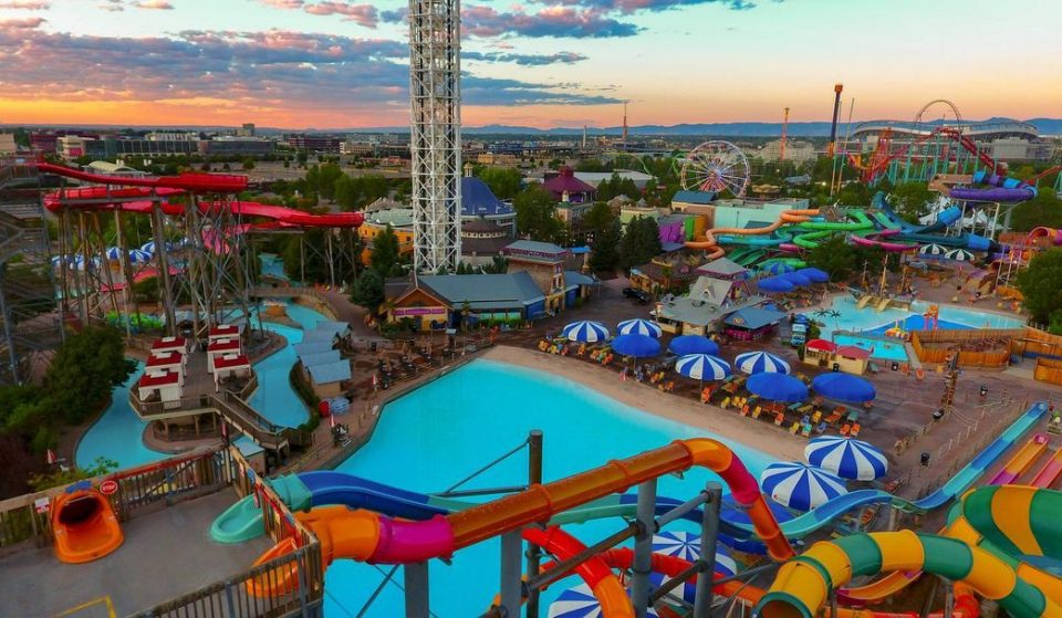 Elitch Gardens Theme & Water Parks Is Reopening Tomorrow