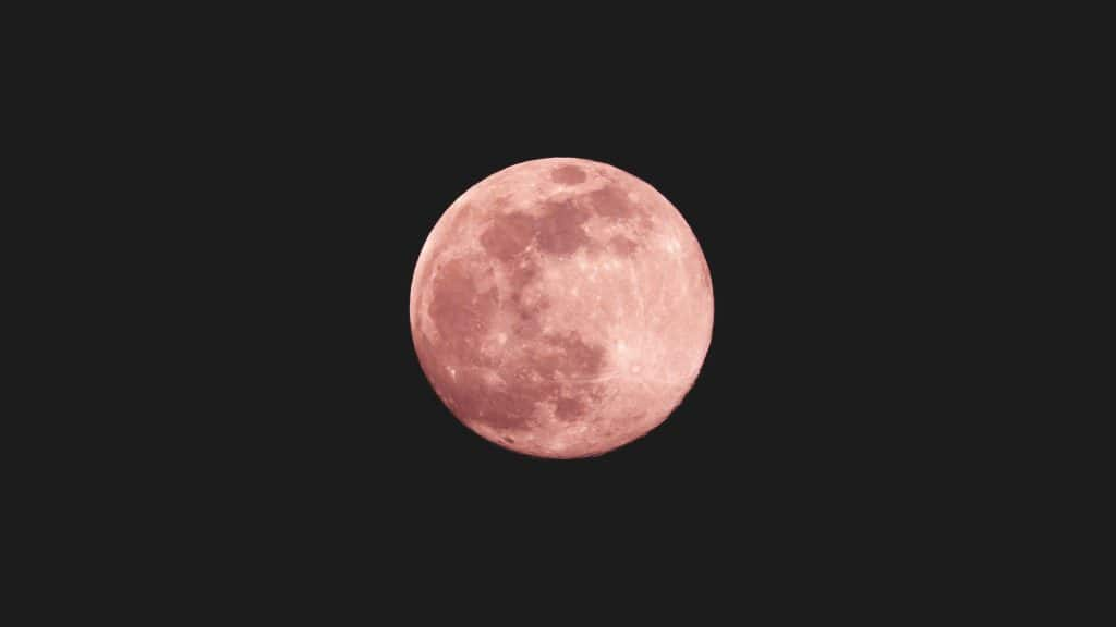 When To See The First Pink Supermoon Of The Season Over Denver