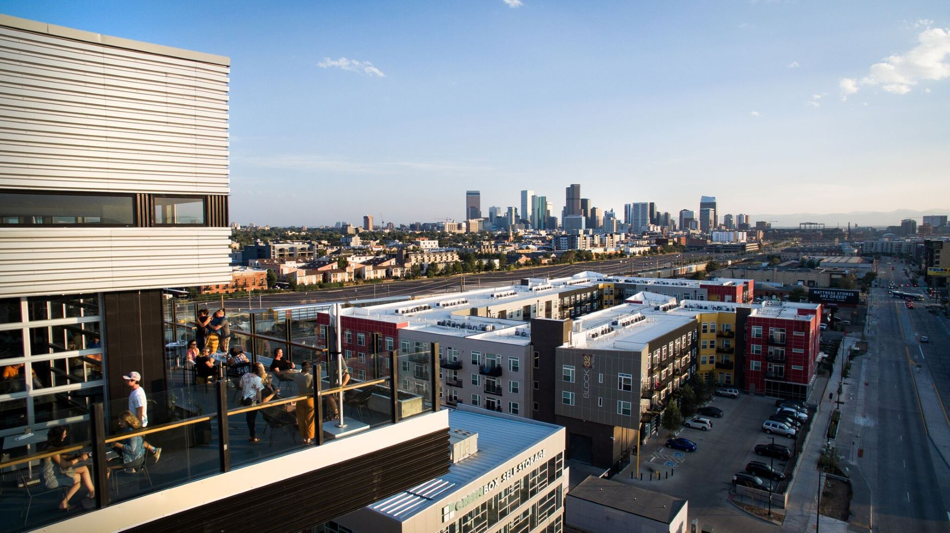 Top 10 Rooftop Bars For Stunning Skyline And Mountain Views In Denver