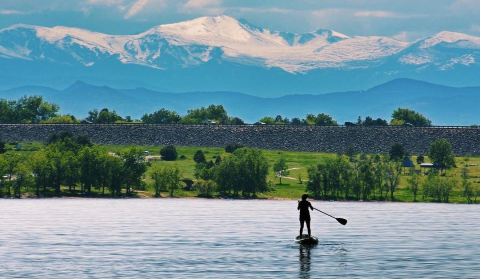 Take A Dip At One Of These 10 Natural Pools And Lakes Near Denver