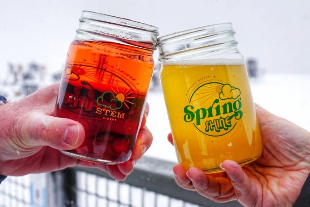 5 Of The Best Cideries In Denver For When You're Craving Something Sparkling
