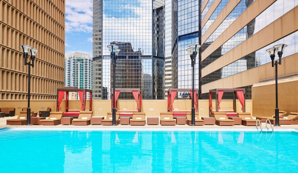 Cool Down At 5 Of Denver's Hottest Rooftop Pools