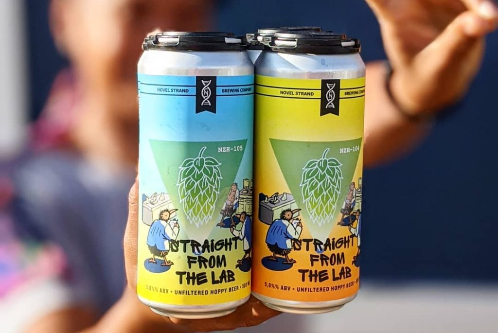 Novel Strand Brewing Will Be Releasing 6 Different Beers For Their 3rd Anniversary, Starting Tomorrow