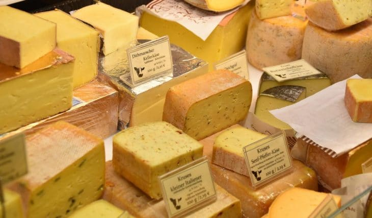 Cheese Protects You From All Causes Of Death, Says Science
