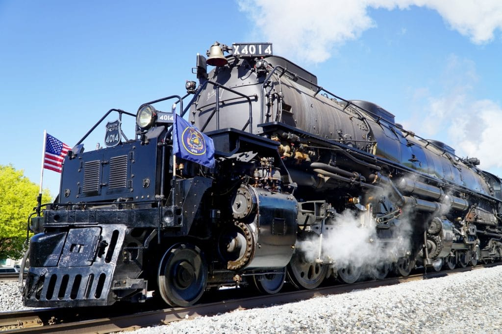The Biggest & Most Powerful Steam Engine Operating In The World Is Coming To Denver In September