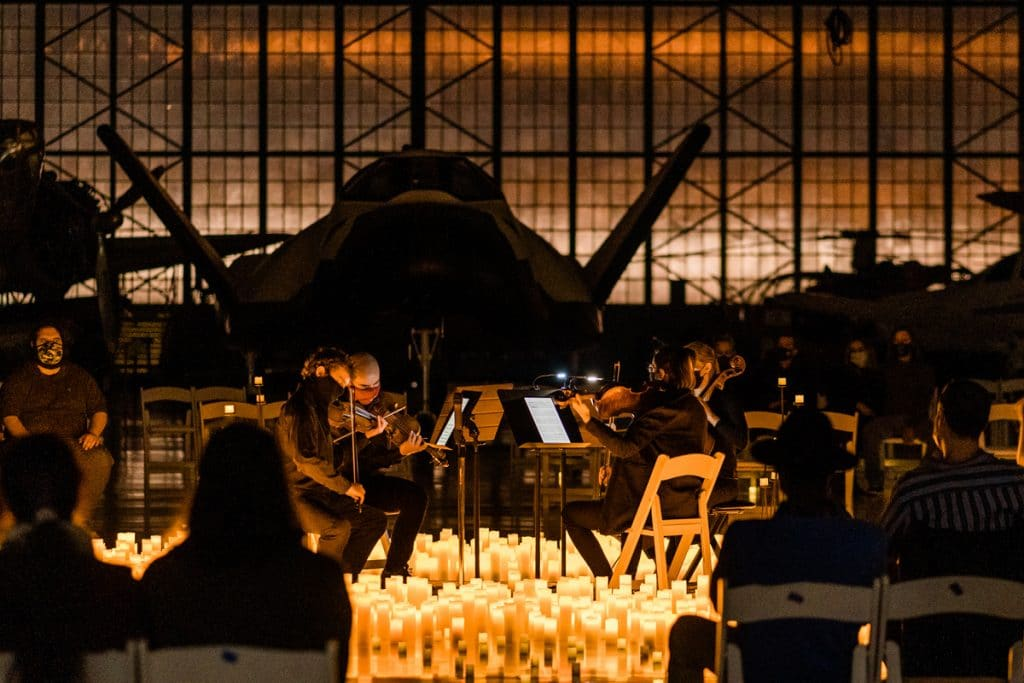 These Chilling Candlelit Concerts Are The Perfect Spooky Setting For This Halloween Season