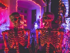 This Psychedelic Art Experience Here In Denver Will Send You On A Spooky Immersive Adventure