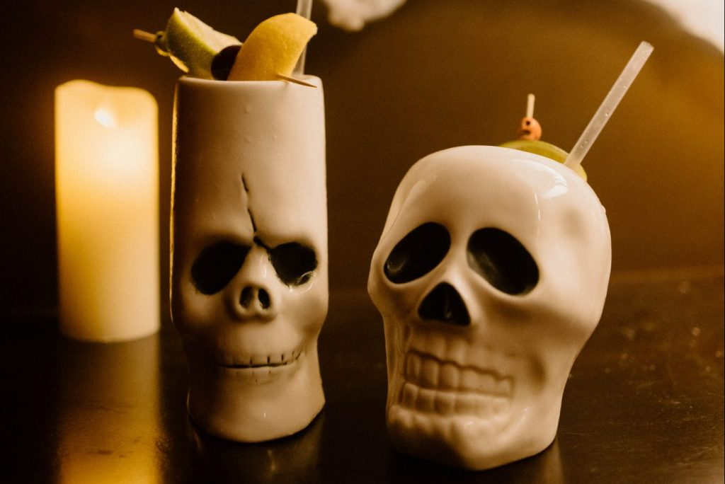 Get Into The Halloween Spirit At This Underground Spooky Pop-Up Bar In Larimer Square