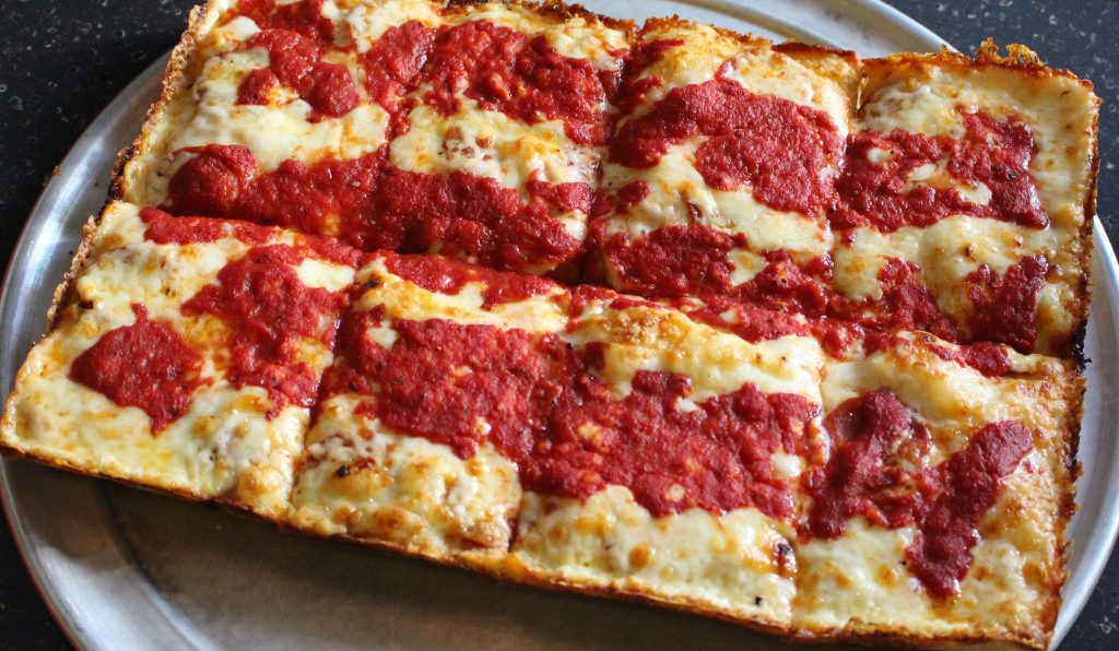 10 Places With The Absolute Best Detroit-Style Pizza Around The City