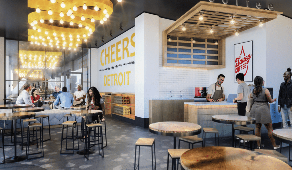This Detroit Brewery-Meets-Coffeehouse Has It All
