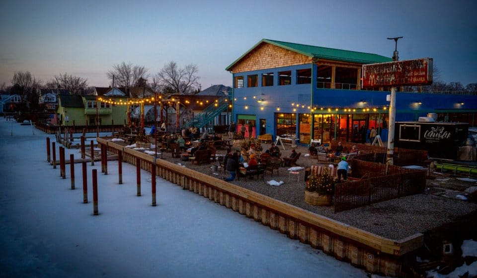 This Old Fisherman's Marina Has Transformed Into A Farm-Meets-Restaurant, With Serene Waterfront Views