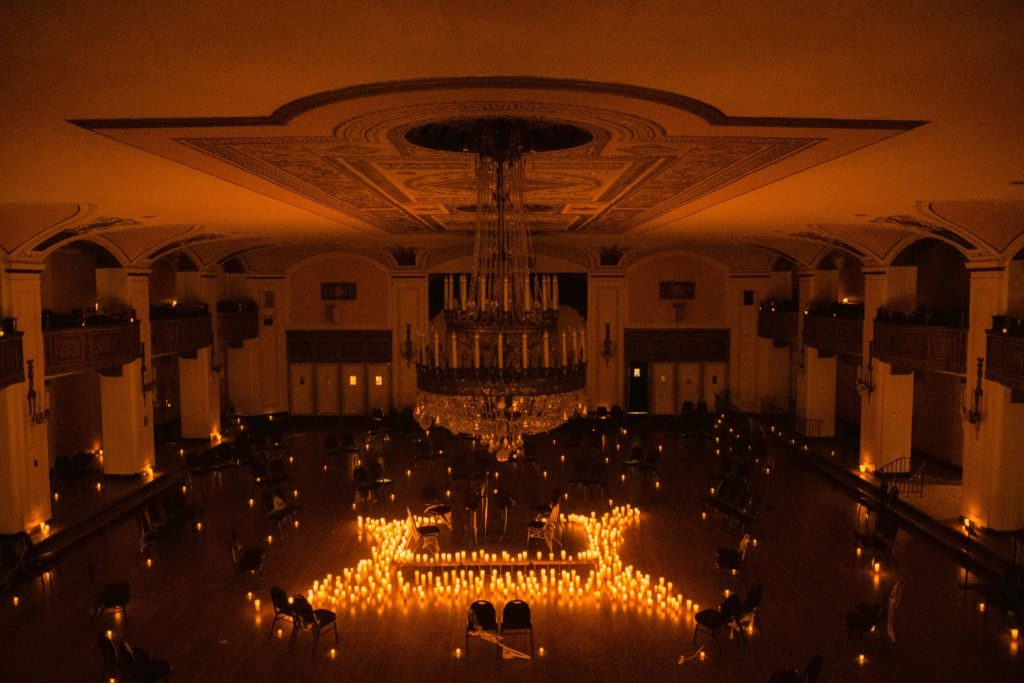 These Gorgeous Jazz And Classical Concerts By Candlelight Are Coming To Detroit