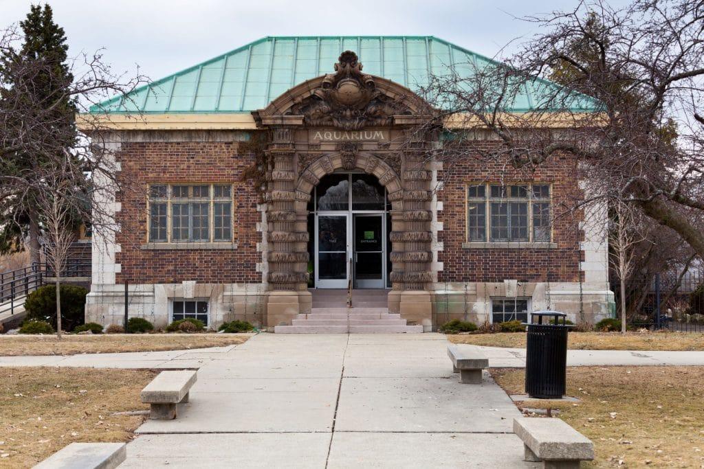 America's Oldest Aquarium: Belle Isle Aquarium Detroit