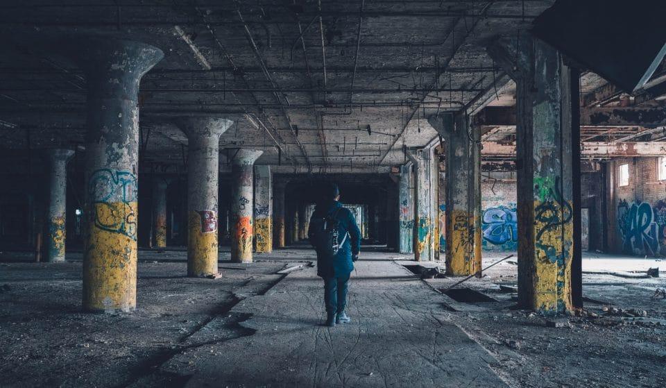 7 Incredible Abandoned Buildings In Detroit