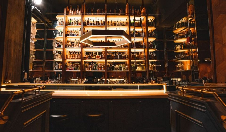 This Experimental Detroit Cocktail Bar Has Serious Speakeasy Vibes