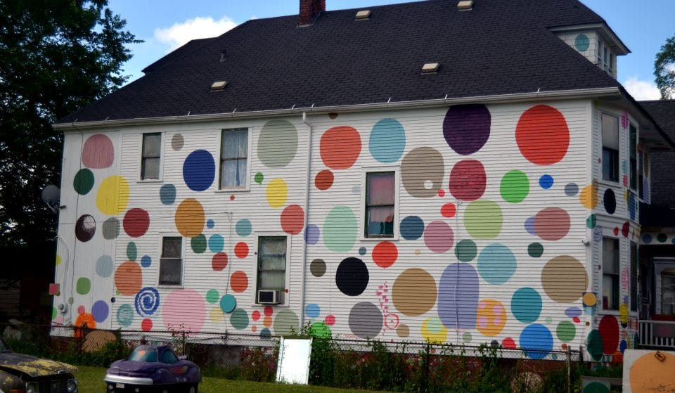 The Healing Art Of Detroit's The Heidelberg Project