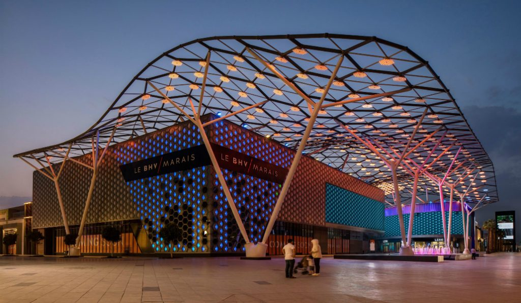 The Coolest Places to go Shopping in Dubai