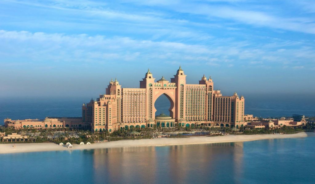 Dubai Shows Highest Rates in Hospitality Sector in Mena