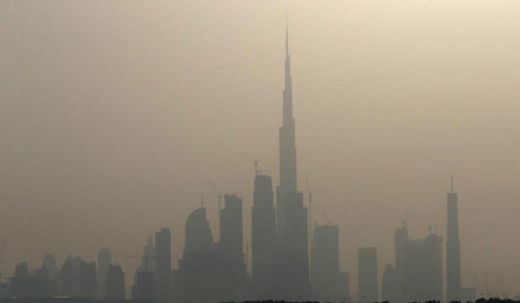 Dubai Weather Doesn't Look Too Good