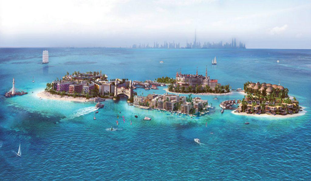 A Little Bit of Europe In Dubai