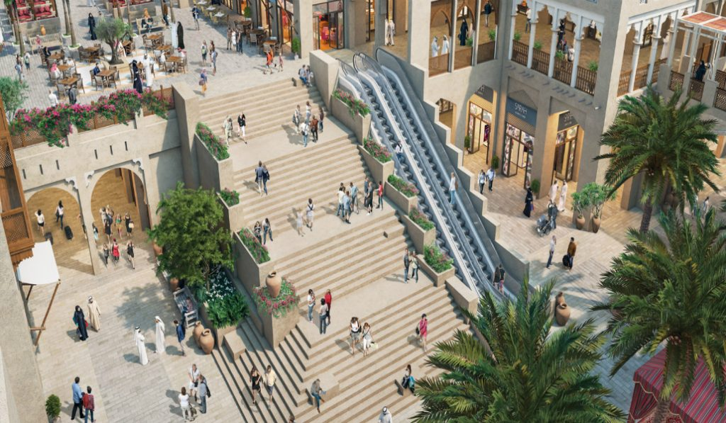Dubai Square is the City's Newest Mall