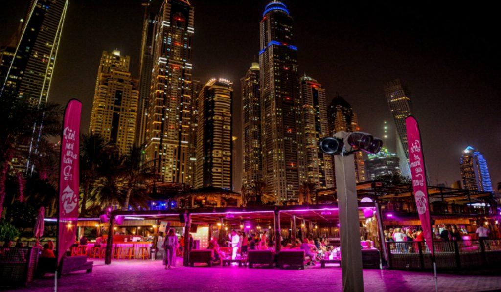 The Ladies Nights Happening This Saturday In Dubai
