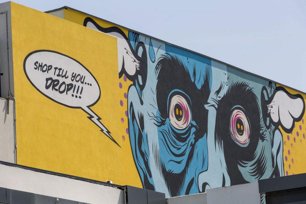 Where to Find Street Art in Dubai