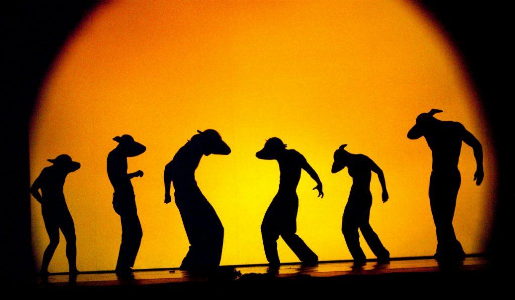 Don't Miss Pilobolus' Shadow Theatre Show in Dubai