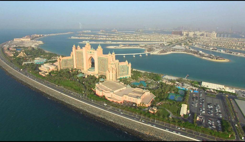 Admire Dubai From Above