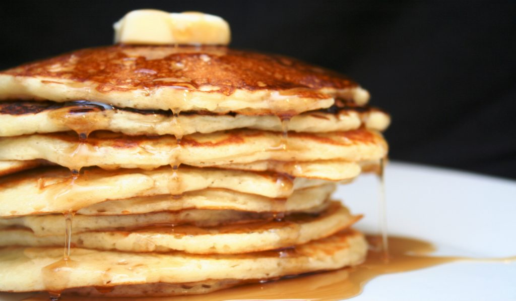 25 Pancakes Under 25 Minutes: Can You Handle the Challenge?