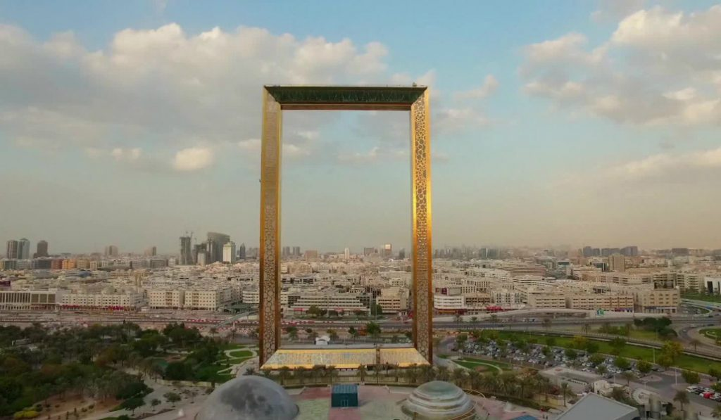 """The Most """"Dubai"""" Places You Can Find"""