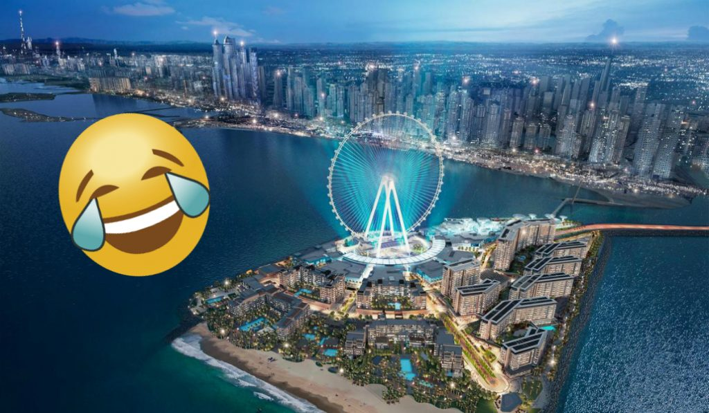 These Tweets About Dubai Will Make You LOL