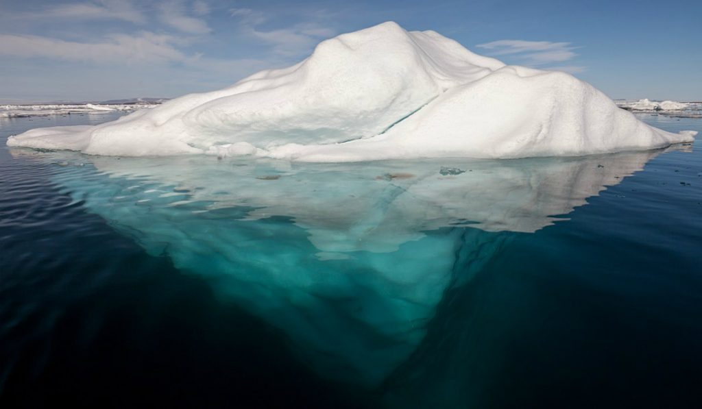 Emirates Iceberg Project – What is it?