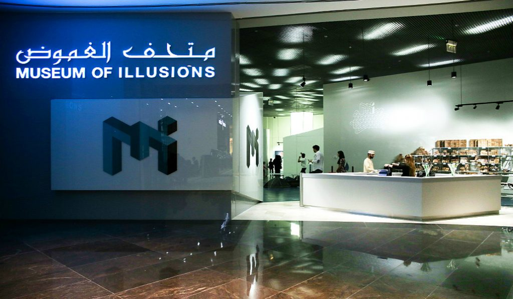 Museum of Illusions Opening in Dubai