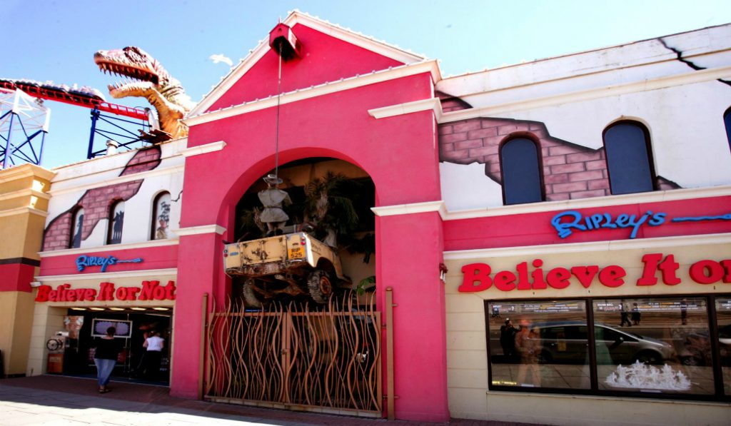 Ripley's Believe It Or Not! Show Is In Dubai This September